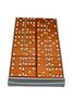 Orange Dominoes, Dominoes