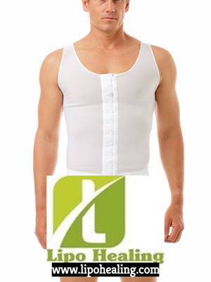 Male Compression Vest Made in the USA