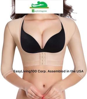 Upper Arm Shaper Post Surgical Slimmer Compression Sleeves Posture Corrector