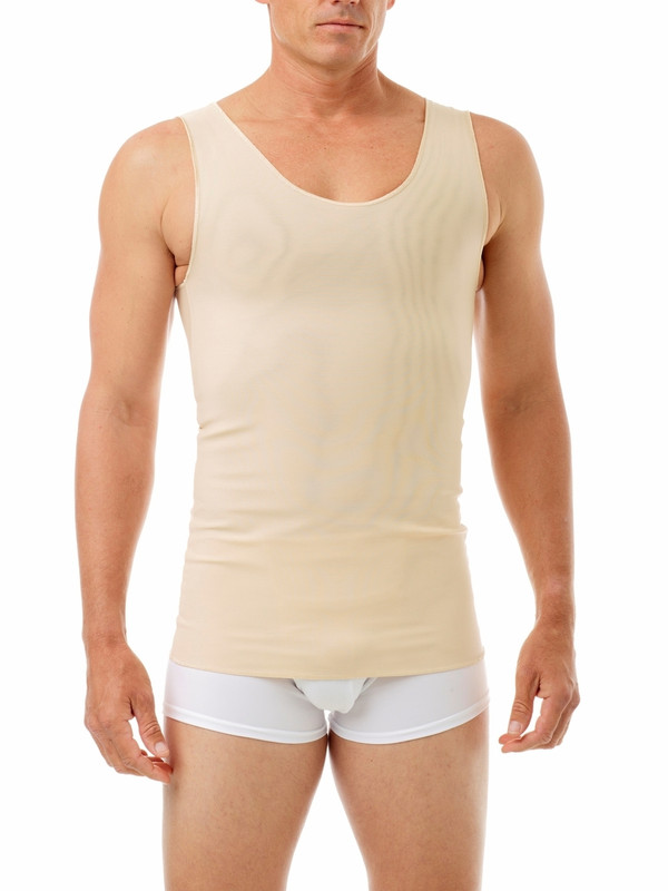 2nd stage Male Abdominal Cosmetic Surgery Compression Vest MADE IN USA