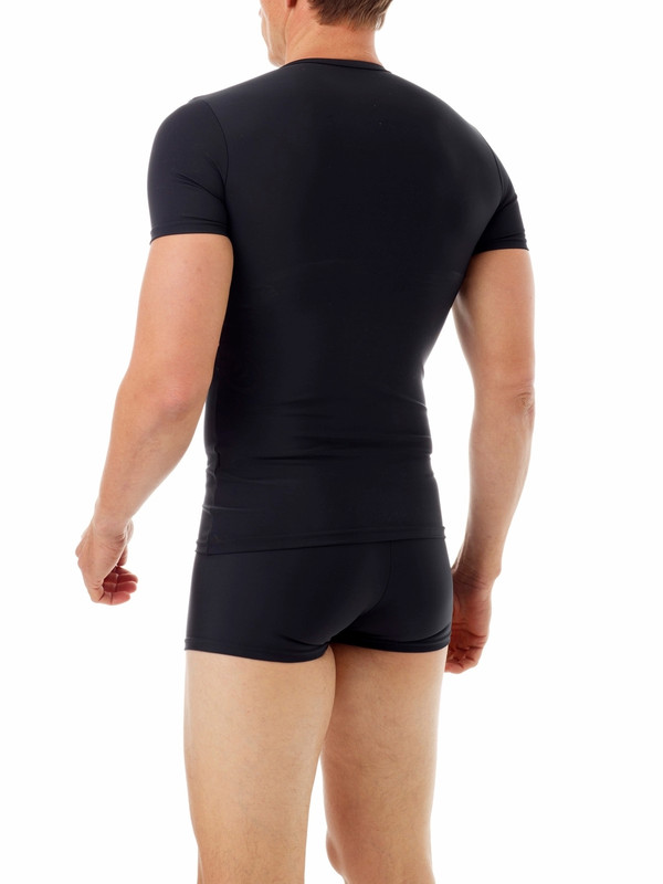 BEST  MEN COMPRESSION SHIRT CREW NECK MADE IN THE USA  BUY ONLINE