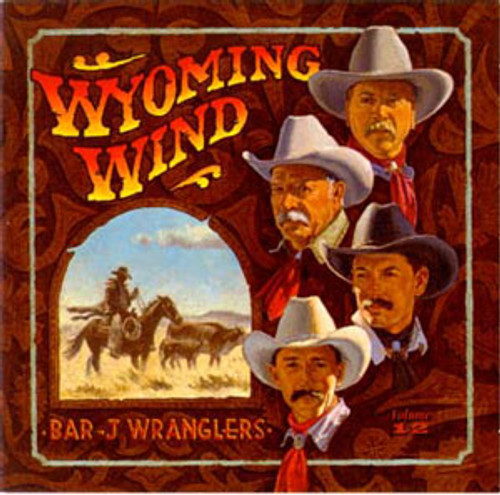 Bar J Wranglers CD Wyoming Wind