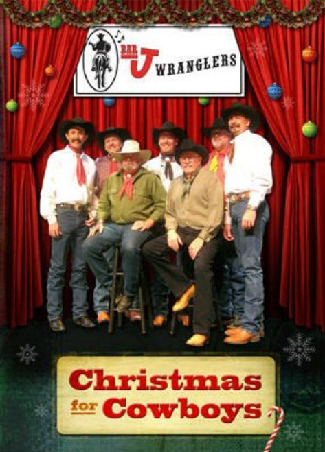 Bar J Wranglers DVD Christmas for Cowboys