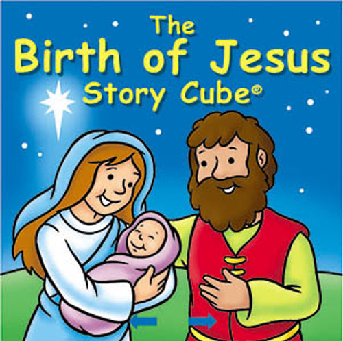 Christmas Story Cube - The Birth of Jesus