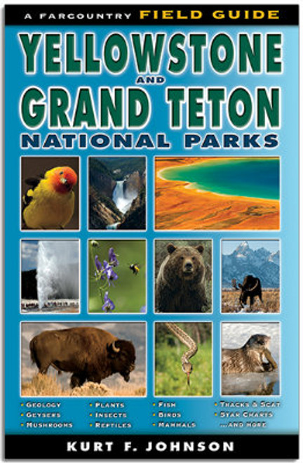 Field Guide to Yellowstone and Grand Teton National Parks