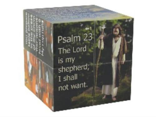 Psalm 23 Story Cube