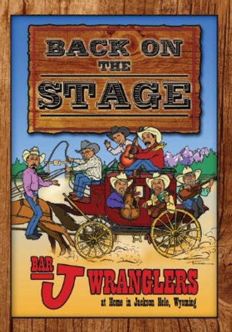 BarJ DVD Back on the Stage