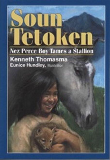 Soun Tetoken, Nez Perce Boy Tames a Stallion