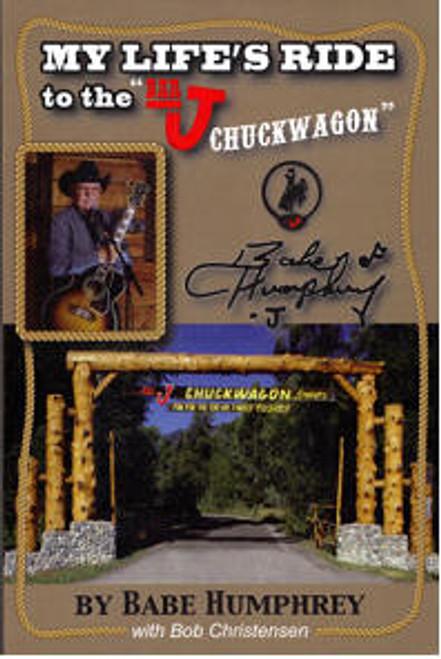 My Life's Ride to the Bar-J Chuckwagon