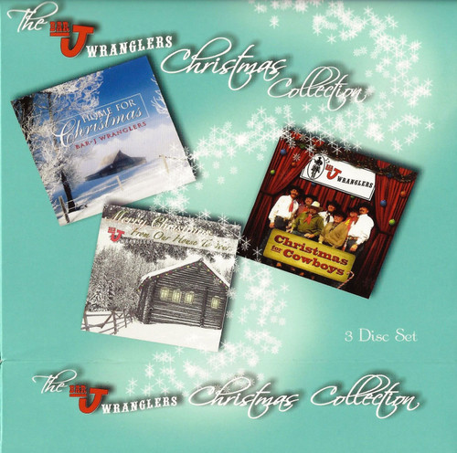 Bar-J Wranglers Christmas Collection: 3 CD set