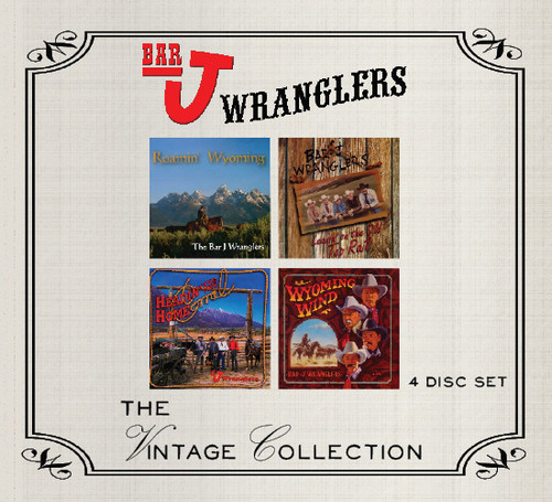 The Vintage Collection from the Bar-J Wranglers