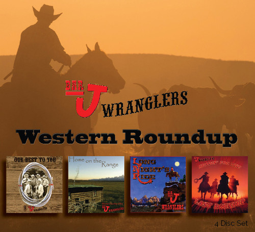 The Western Collection from the Bar-J Wranglers