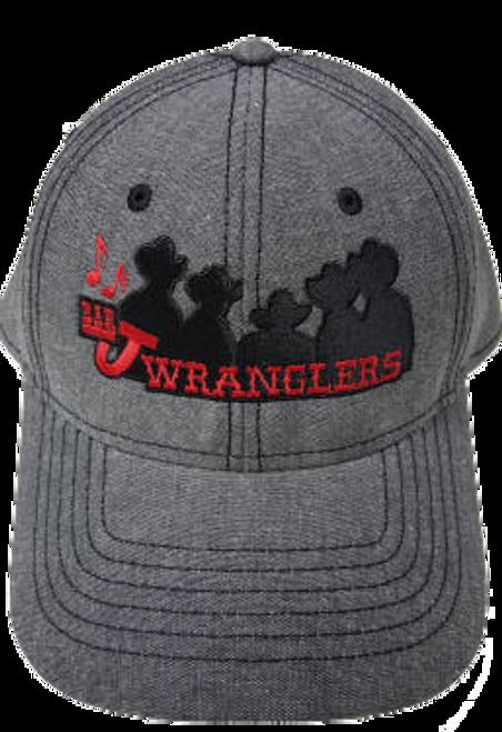 Bar-J Wranglers Silhouette baseball cap