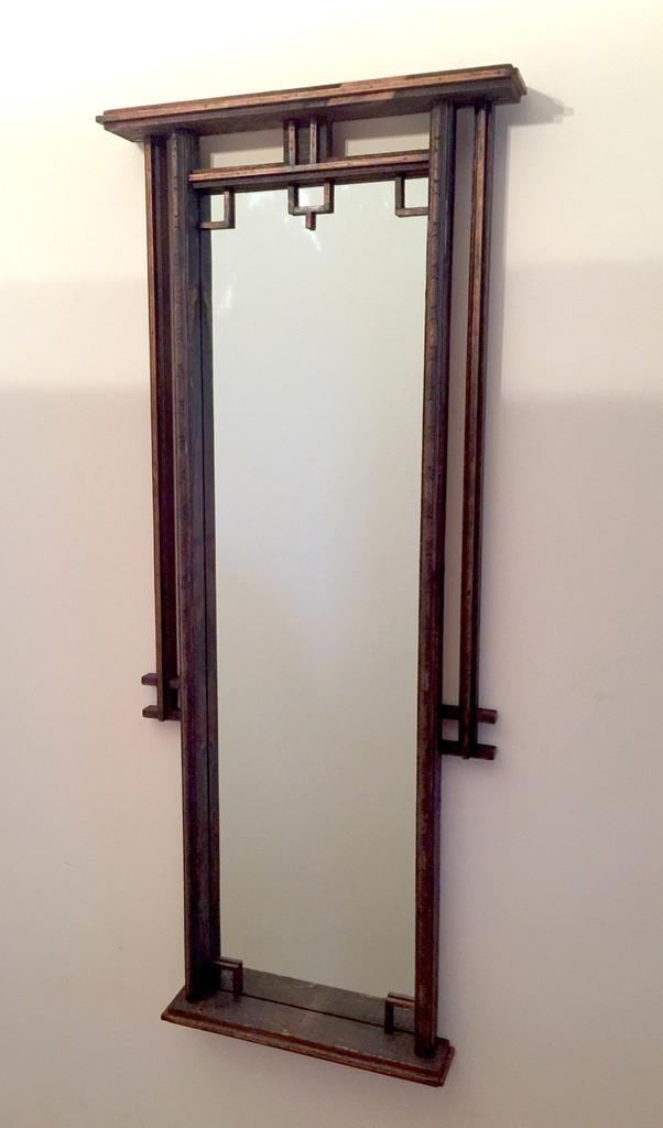 Artisan  Zen Wall Mirror - The Farm Mechanic