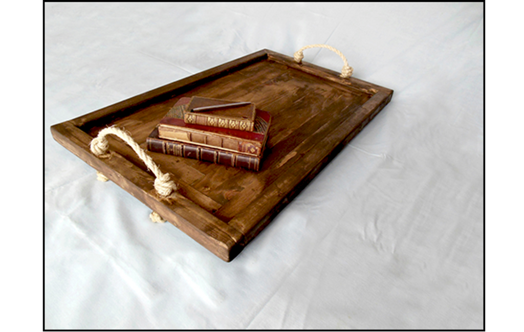 Artisan Serving Tray - The Farm Mechanic