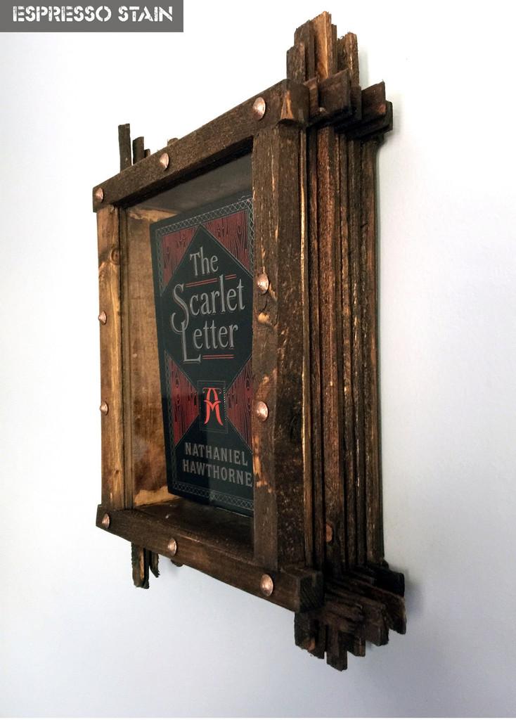 Book Display Frame