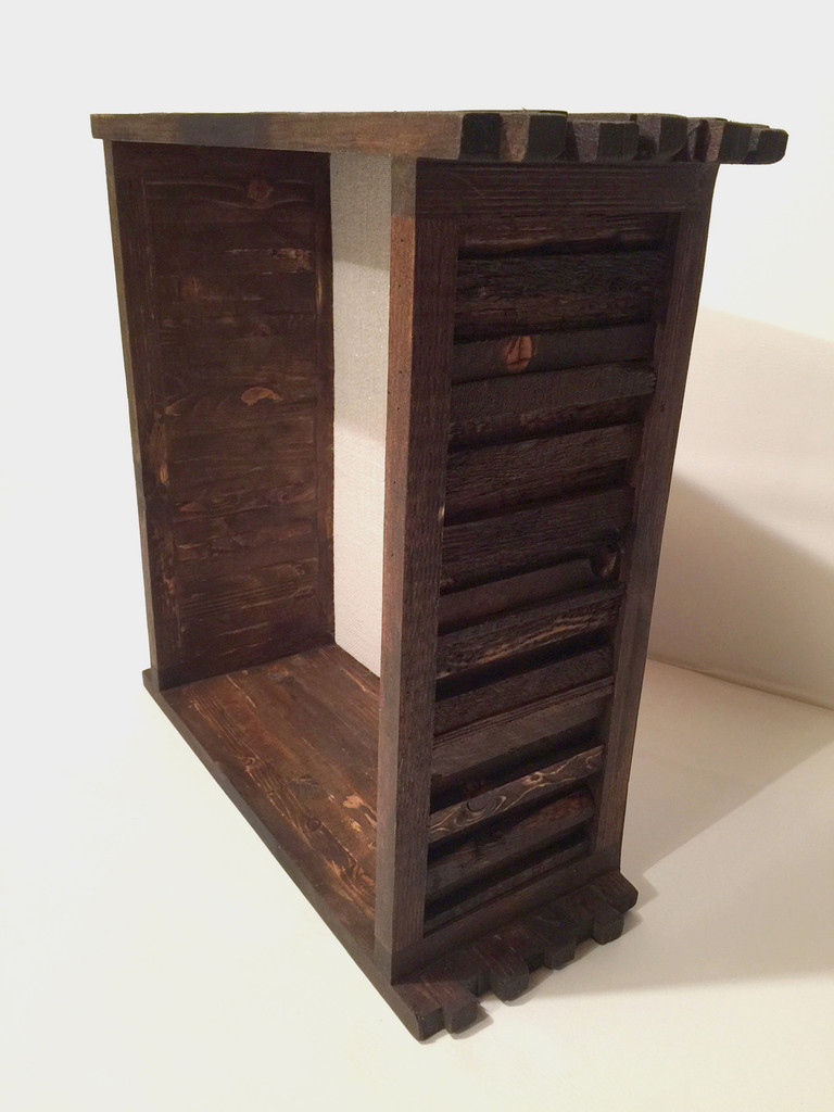 Farmhouse Display Case