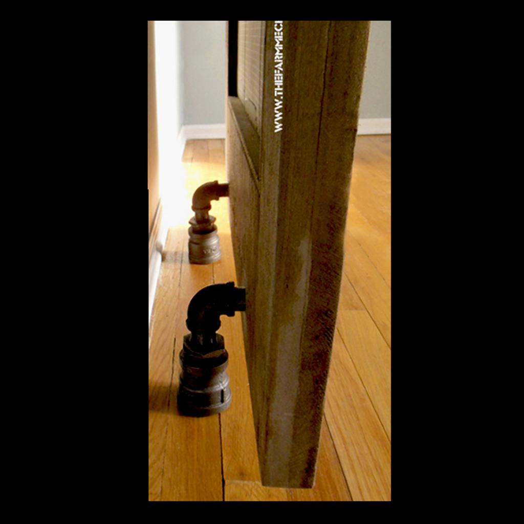Artisan Raised Floor Mirror
