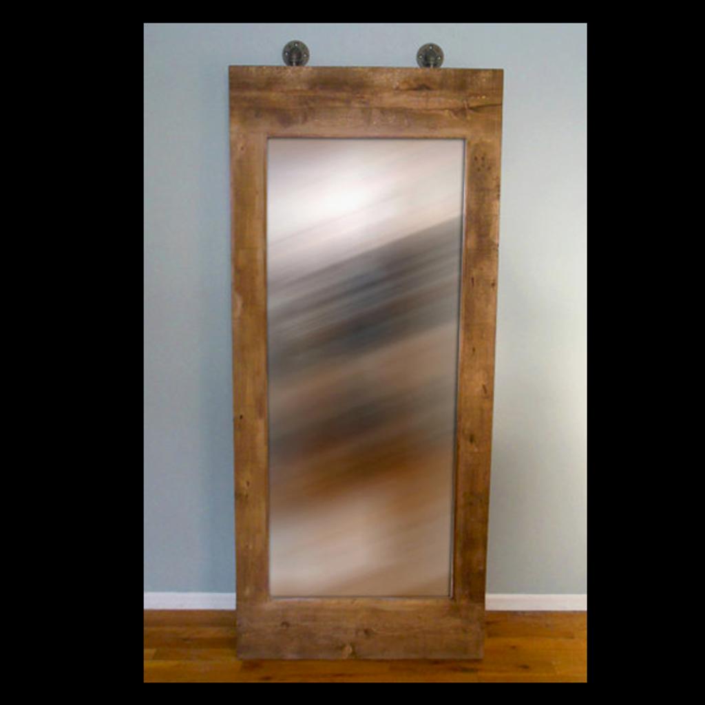 Artisan Leaning Floor Mirror