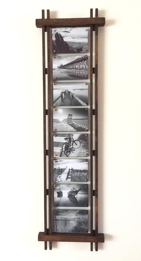 Artisan Japanese Inspired Picture Frame