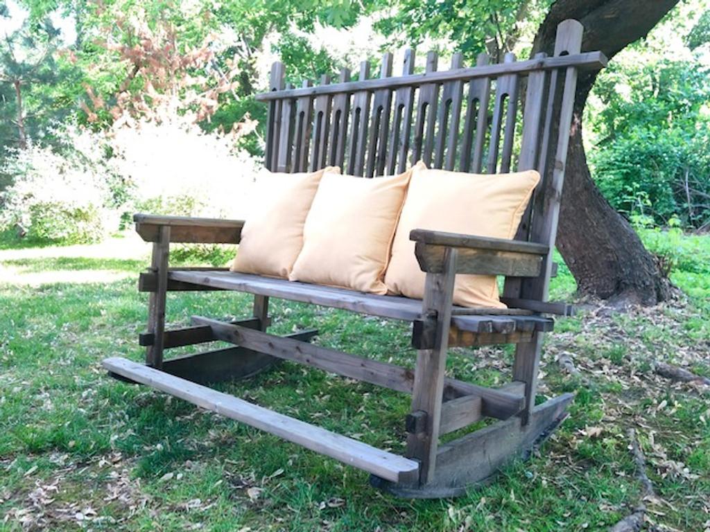 Event Decor Rental |  Rocking Chair
