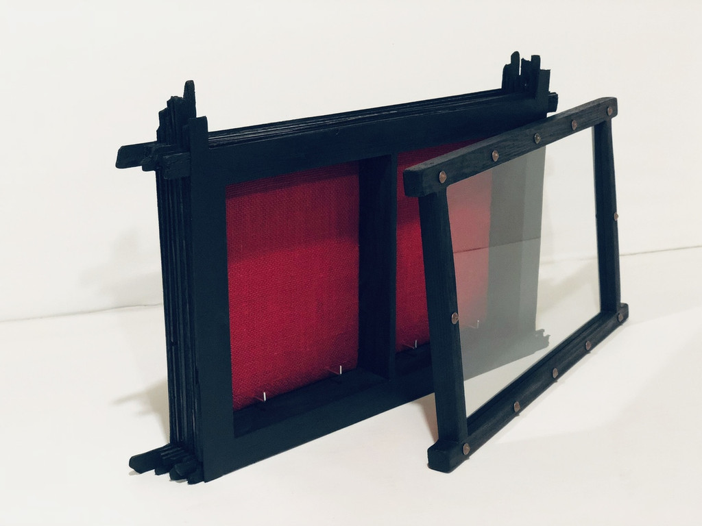 Rustic Display Case for Special Box