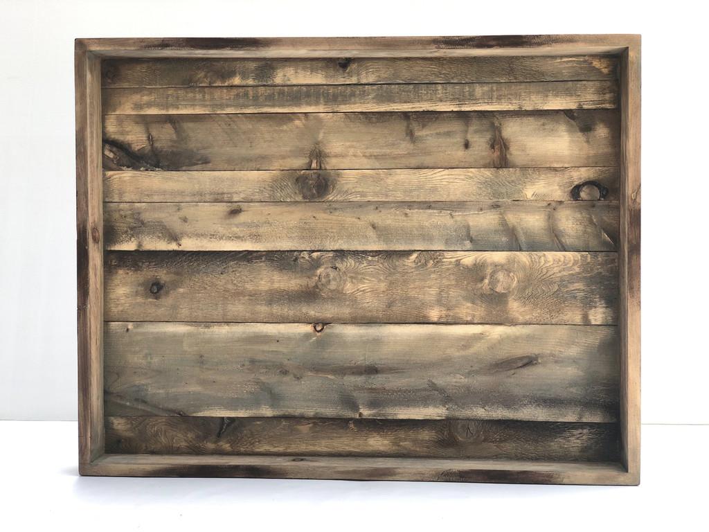 Western John Wayne Inspired Display Frame