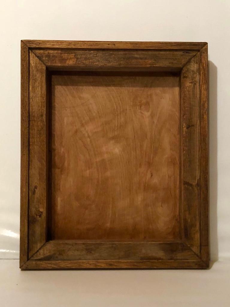 Decorative Rustic Frame Shadow Box