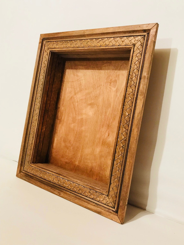 Decorative Frame Shadow Box - 16 x 16