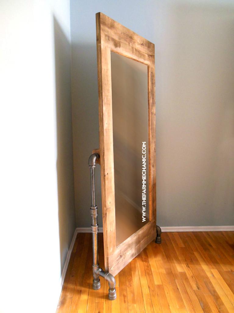 Oversized Mirror | Styled Shoots
