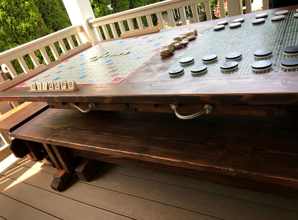 Custom Picnic Tables