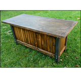 Artisan Farmhouse Office Desk