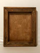 "Shadow Box with Decorative Wood Frame - 18"" x 24"""