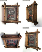Shadow Box for Rare Books