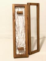 Sorcerer's Wand Shadow Box - Artisan Rustic