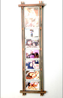 Artisan Japanese Inspired Picture Frame