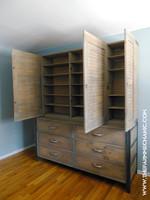 Artisan Farmhouse Dresser & Shoe Closet