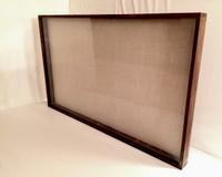 "Shadow Box - 60""W x 35.5""H x 2""D - Wedding Gown Display"