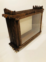 Rustic Display Frame