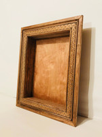 Rustic Frame Shadow Box