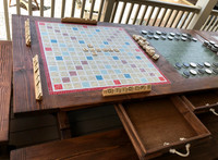 Mosaic Inlay Board Games