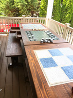 Custom Picnic Table