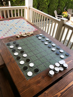 Mosaic  Inlay Othello Board