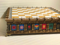 The Imperial Roman Coliseum Chess Board