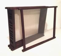 "Shadow Box - The Artisan Grand Barnyard - 24"" W x 20"" H x 5"" D"