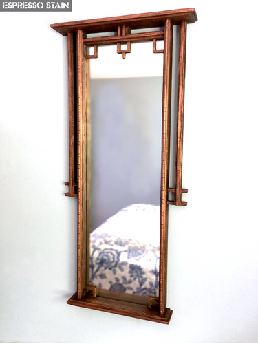 Artisan Zen Wall Mirror - The Farm Mechanic