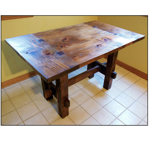 Artisan Rustic Table