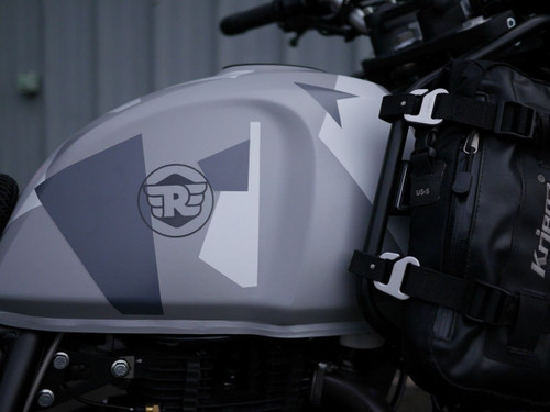 Royal Enfield Logo Decal