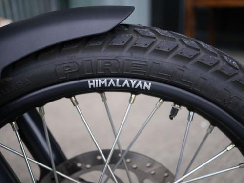 Himalayan Wheel Decal Set