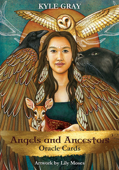 Kyle Gray. Angels and Ancestors Oracle Cards